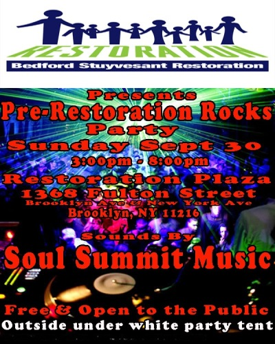 Bed Stuy Soul Summit Takes Place At Restoration Plaza This ...