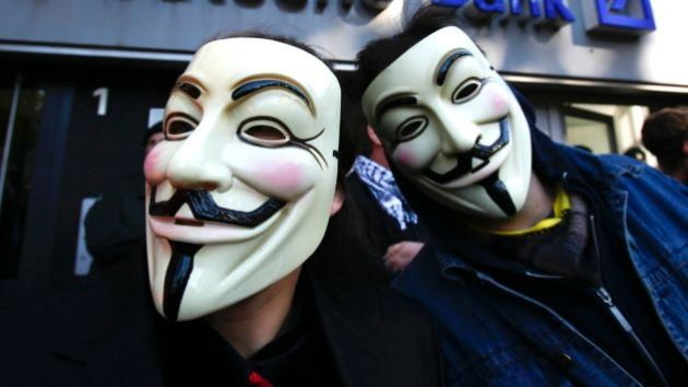 Anonymous Releases Name Of Officer Who Allegedly Killed Michael Brown