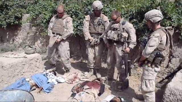 U.S. Marine Who Was Prosecuted For Urinating on Afghan Corpses Dies [video]
