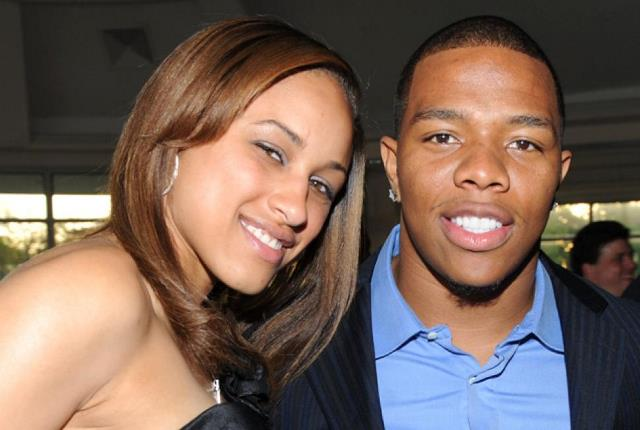 Ravens cut Ray Rice after release of video showing he hit fiancee in casino elevator