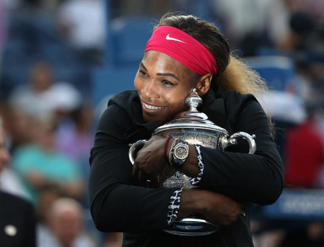 Serena Williams Wins Third Straight U.S. Open. Ties Chris Evert with sixth US Open ladies title