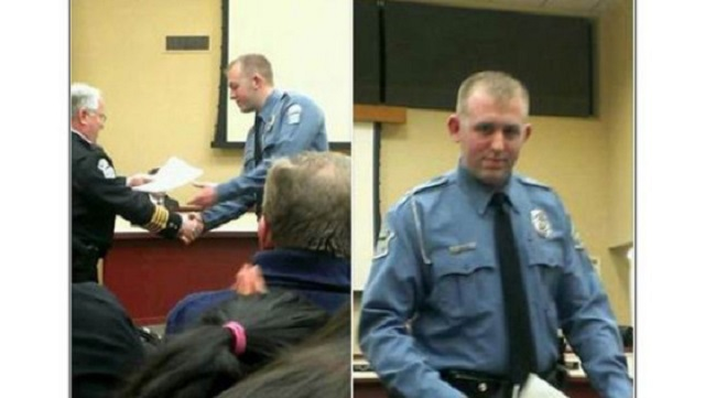 Officer Darren Wilson Says He Feared For His Life: Report