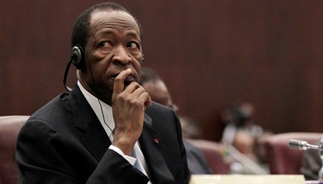 Burkina military restores constitution, gives deadline for new leader