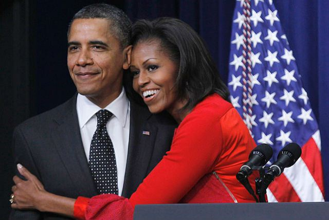 Barack and Michelle Obama's Love Story Headed for the Big Screen; Tika Sumpter to play Michelle