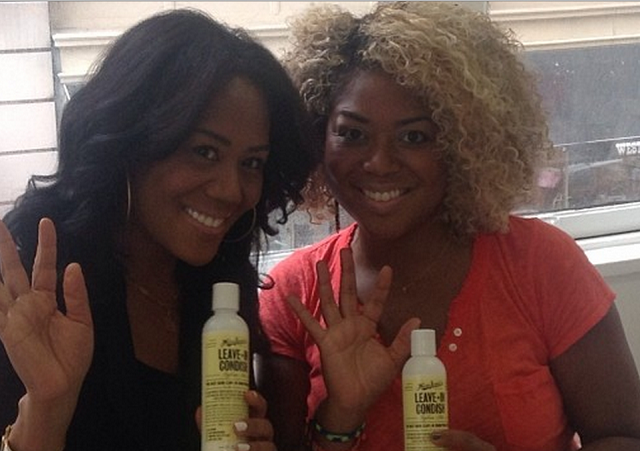 As the founders of one of the most popular curly hair brands on the market, Miko and Titi Branch aren't just co-CEOs, they're ambassadors for their family's heritage and hair icons to naturalistas around the world!