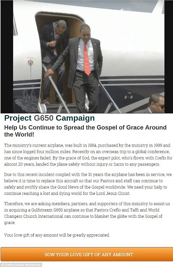 project-g650-campaign