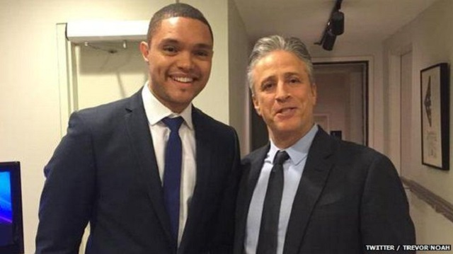 "Trevor Noah to Replace Jon Stewart on ""The Daily Show"" [video]"