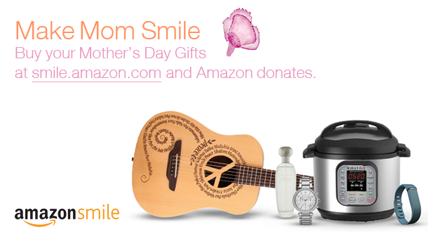 Help Classic Soul Radio Earn AmazonSmile Donations this Mother's Day!