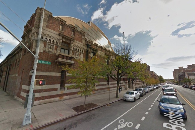 Ninety-nine apartments at the Bedford Union Armory in Crown Heights, Brooklyn, will go to families of three making more than $90,000 a year. About 58% of people in the borough qualifying for those units are white. (GOOGLE)