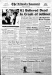 View the album Atlanta newspapers in the days after MLK's death