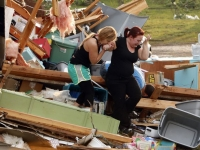Tornado-hit states brace for more bad storms