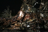 Storms strike Midwest states
